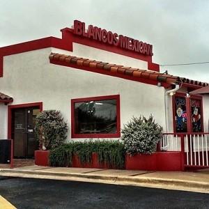 Blanco's Mexican Restaurant Photo by Mariana Catano