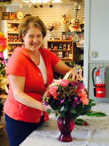 Debby Gonzales, Oakleaf Florist